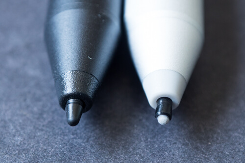 Surface pen tip kit