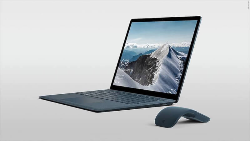 surface laptop cũ