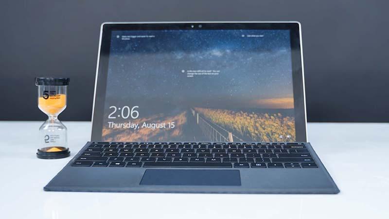 Surface Pro 6 CORE I5 RAM 8GB SSD 128GB (New)