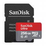 THẺ NHỚ MICRO SD 256GB SANDISK C10-1