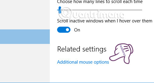 Touchpad trên Windows 10-1