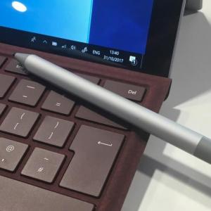 phiên bản Surface Pro mới