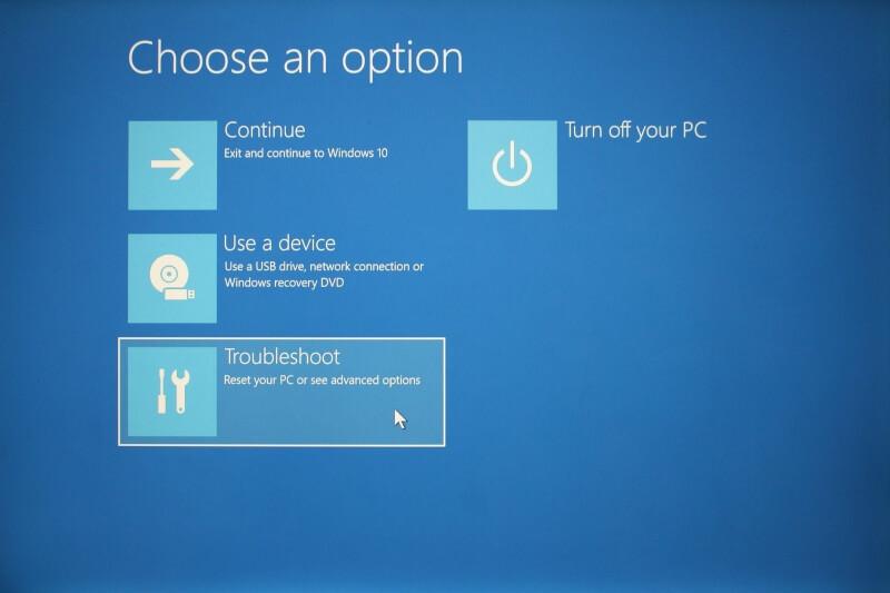 Cách cài đặt lại Windows 10 trên Surface -10