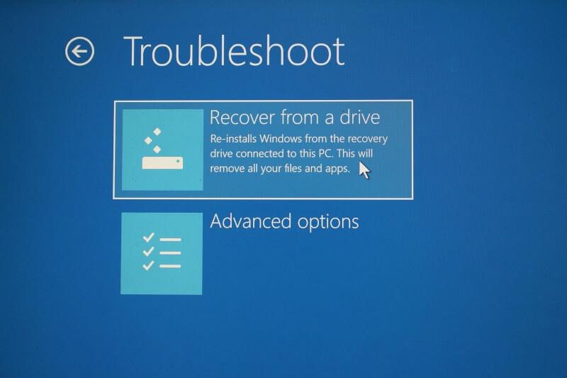Cách cài đặt lại Windows 10 trên Surface -11