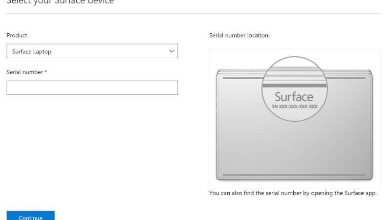 Cách cài đặt lại Windows 10 trên Surface