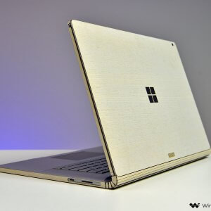 Cấu hình Surface Book 2