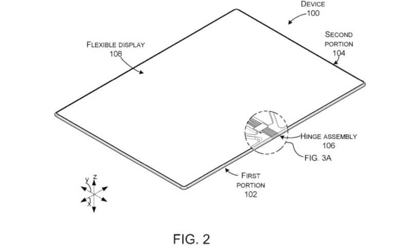 Xuất hiện bằng sáng chế thiết bị Windows 10