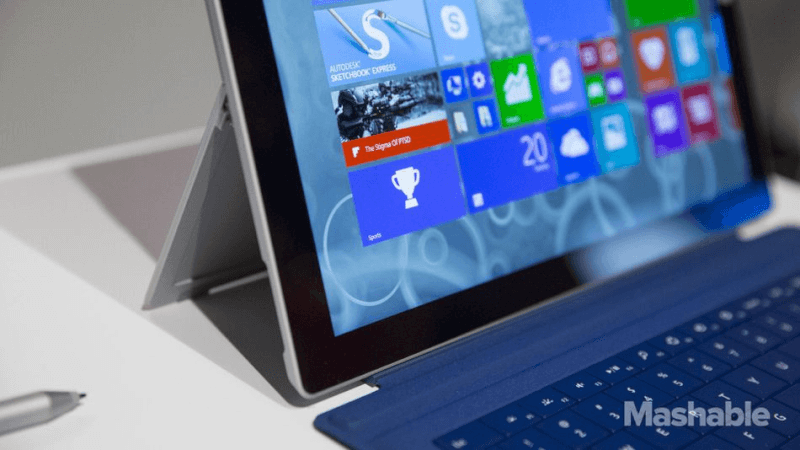 Surface Pro 3 -3