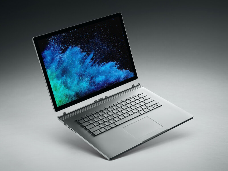 Laptop Surface Book 3 do hoa