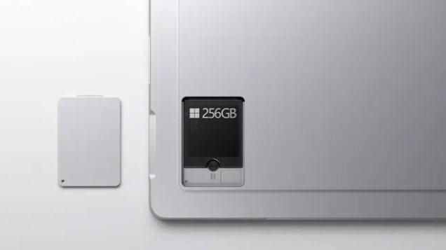 thông số kỹ thuật Surface pro 7 plus