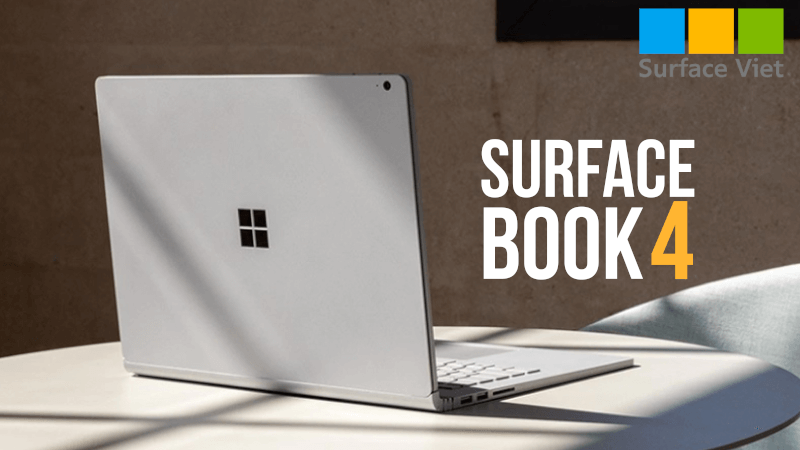 Surface Book 4 - Những cải tiến mình hy vọng sẽ thấy ở Microsoft sau 5 năm?
